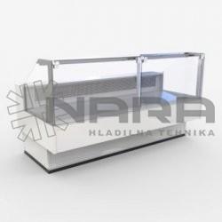 Strežne vitrine N-GRAZIA